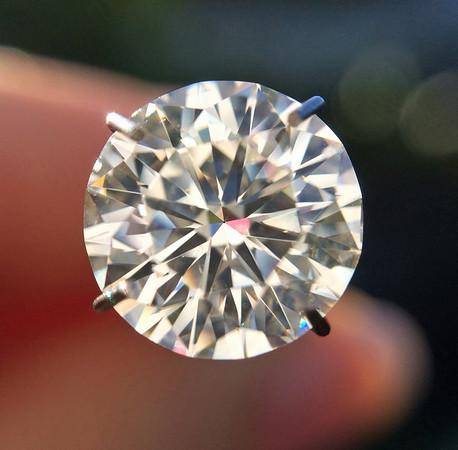 1.81ct Round Brilliant Diamond, GIA H SI1