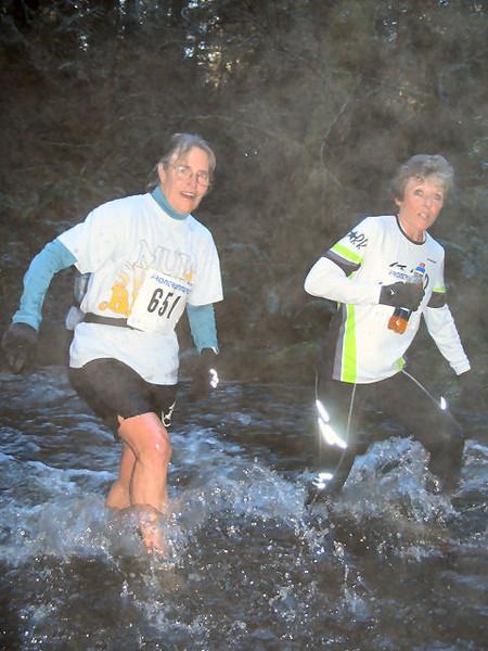 2004 Stewart Mountain XC - Cheryl Wood and Jackie Eddy