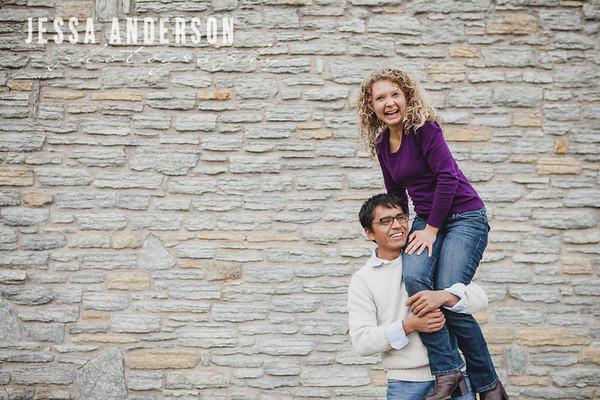 Javier + Amber