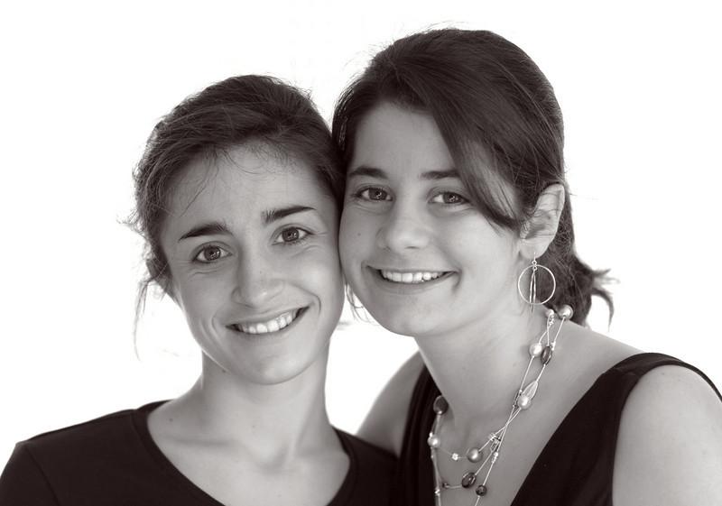 Fran and Ellen 01 b&w.jpg