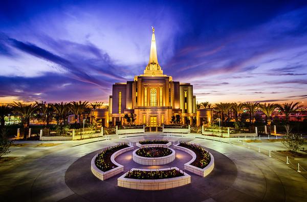Gilbert LDS Temple