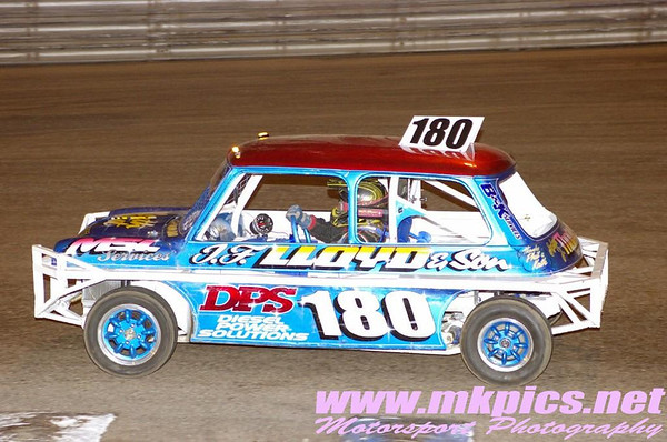 National Ministox,  Birmingham Wheels, 16 November 2013