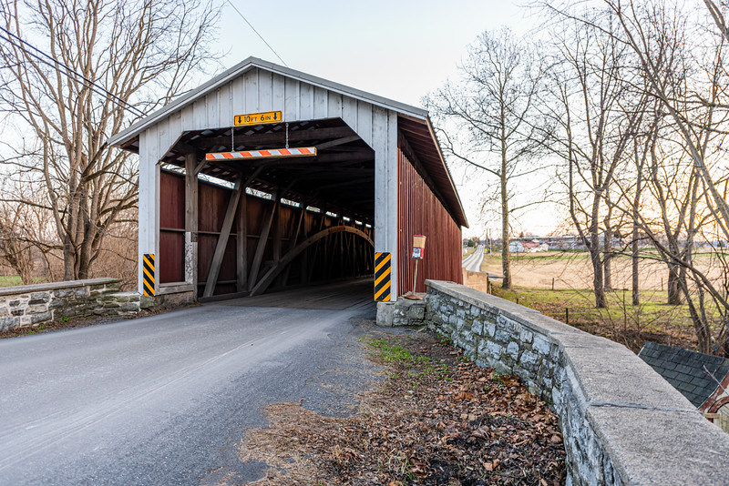 Eshleman's Mill Covered Bridge