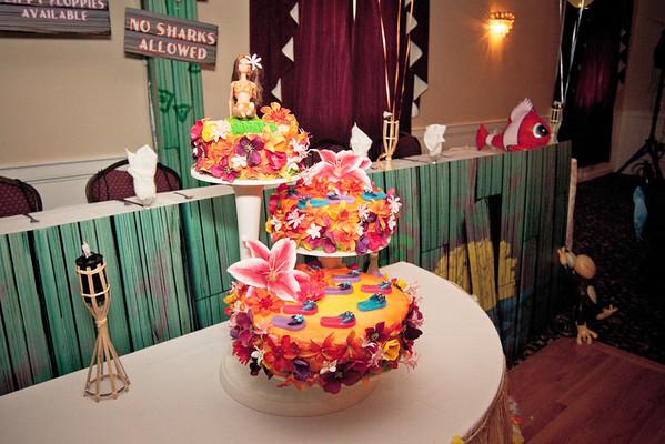 Kiarra's Sweet 16 Party