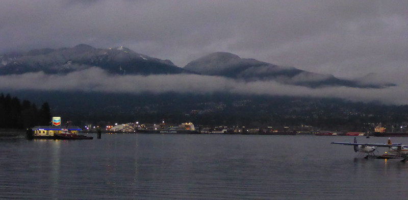 Coal Harbor, Vancouver.