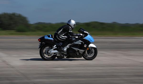 Texas Mile 2009: Bikes