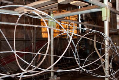 Bloemencorso 2011 - Wagenbouw (1 augustus)
