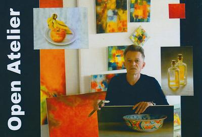 Open Atelier - Markus Roffler, Zürich - 05/2017