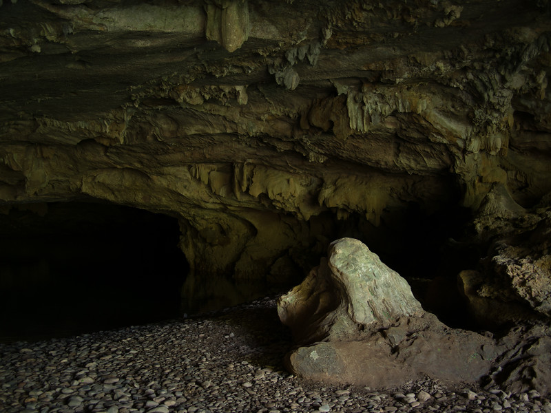 Crystal Cave Belize