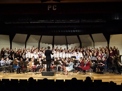 2016-17 spring concert and group photos