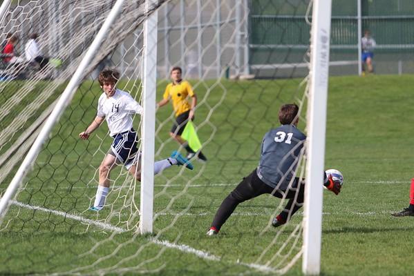 Washington vs. Xavier Boys' Soccer 4/26/16