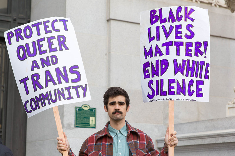 20170117 - T48A9384 -Reclaim MLK 120 Hours SURJ Expose Libby Schaff's Racism, Reject the Trump Agenda in Oakland - photographed by Sam Breach 2017 - 1080 short edge.jpg