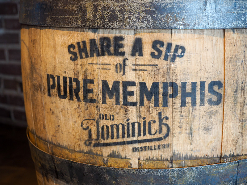 Old Dominick Distillery in Memphis