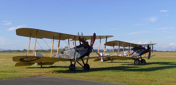 TVAL Hood Aerodrome Dec 2020