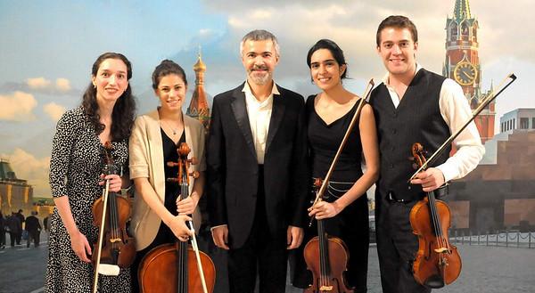 ArtsNaples  The Declassified String Quartet