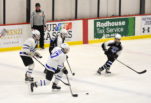 DHS-Warriors Hockey - 121219