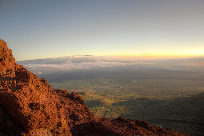 From Mauna Kea