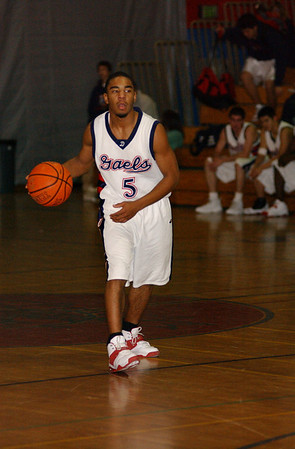 DHS Varsity Boys Basketball - 01-10-06