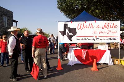 KCWS Red Shoe Walk - Boerne Police Foundation Other