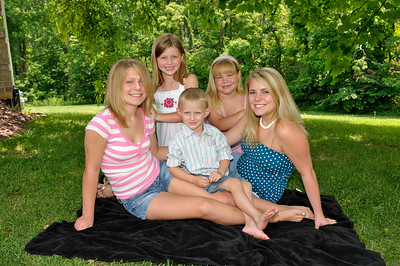 Mindy's Family Pictures