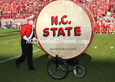 NC State Wolfpack vs Florida State Seminoles Football Photos - 11.3.18
