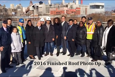 finished roof 2016