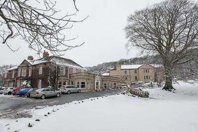 Wentbridge House Snow Images