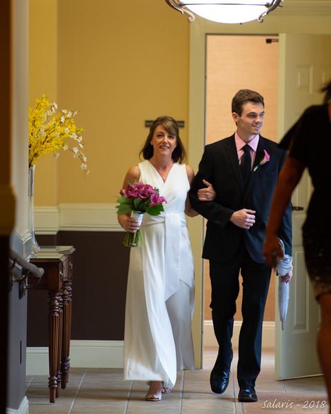 Nancy and Debbies Wedding