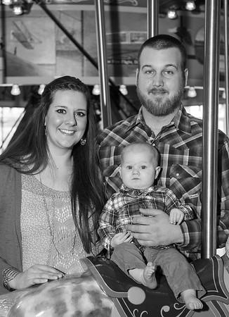 Corbin & Family