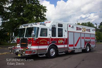 Magnolia Fire Co. (Camden County NJ) New Rescue 29