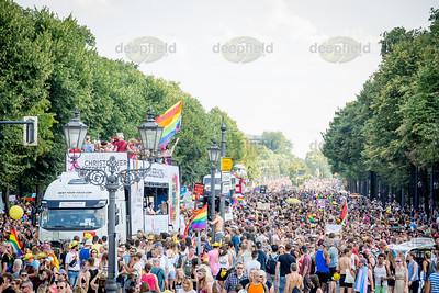 Berlin CSD Parade 2018