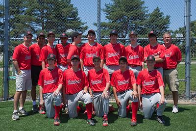 Hawken JV Baseball '10