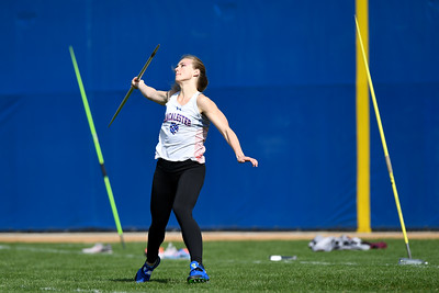2017 4 29 Macalester Women Field Events at Janis Rider Invitational