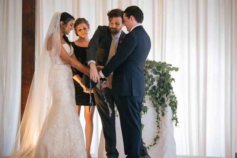 LeCapeWeddings Chicago Photographer - Renu and Ryan - Hilton Oakbrook Hills Indian Wedding -  689.jpg