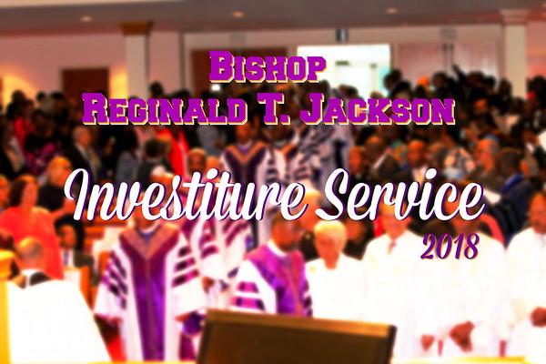 SPC Bishop Jackson Investiture Folder #2