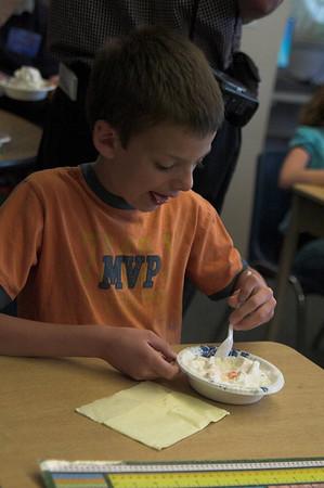 2011 4th Grade Ice Cream Social