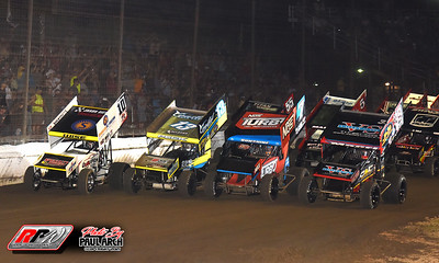 Grandview Speedway - Thunder On The Hill ASCoC - 8/26/21 - Paul Arch