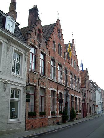 Bruges February 2004
