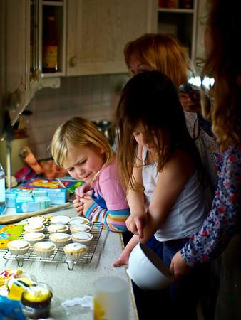 Christmas and Birthdays 2012