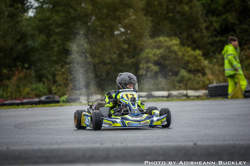 Motorsport Ireland Karting Championship 2018 - Round 9 - Galway - By Aoibheann Buckley