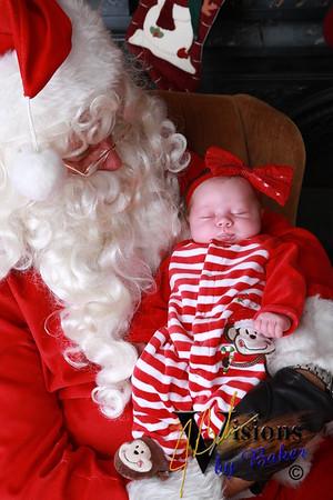 2012 MoD Santa Charity