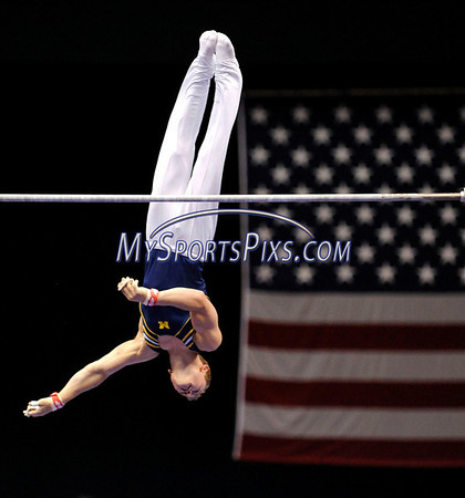 Visa Gymnastics Championships at the XL Center