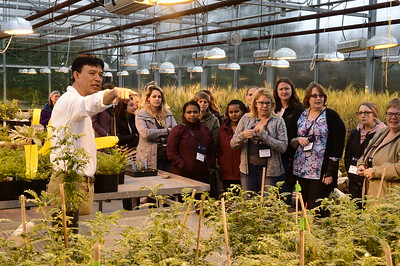 University of Saskatchewan Greenhouses