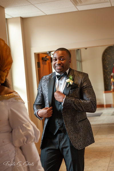 Antoine 2nd Nigerian Wedding