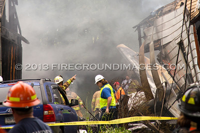 Plane Crash (East Haven, CT) 8/9/13