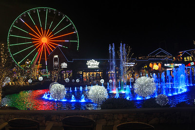 Great Smoky Mountains Christmas In Pigeon Forge