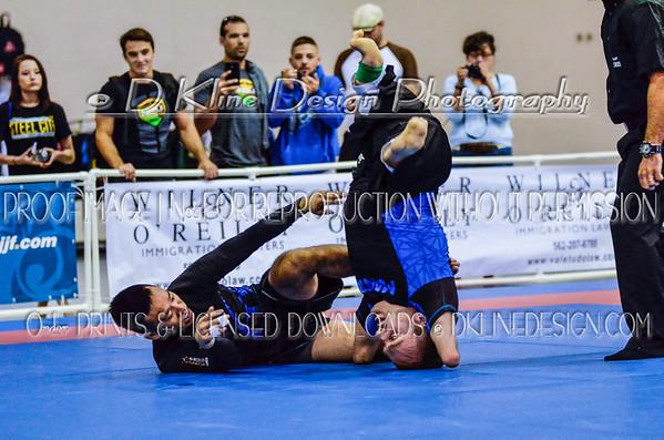 BLUE BELT Pan Jiu-Jitsu No-GI Championship 9/27/2014