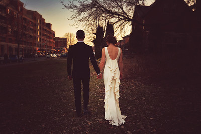 Mr. & Mrs Haugan