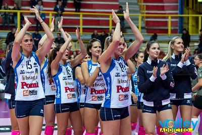 1^ Club Italia F - Pomì Casalmaggiore 2-3