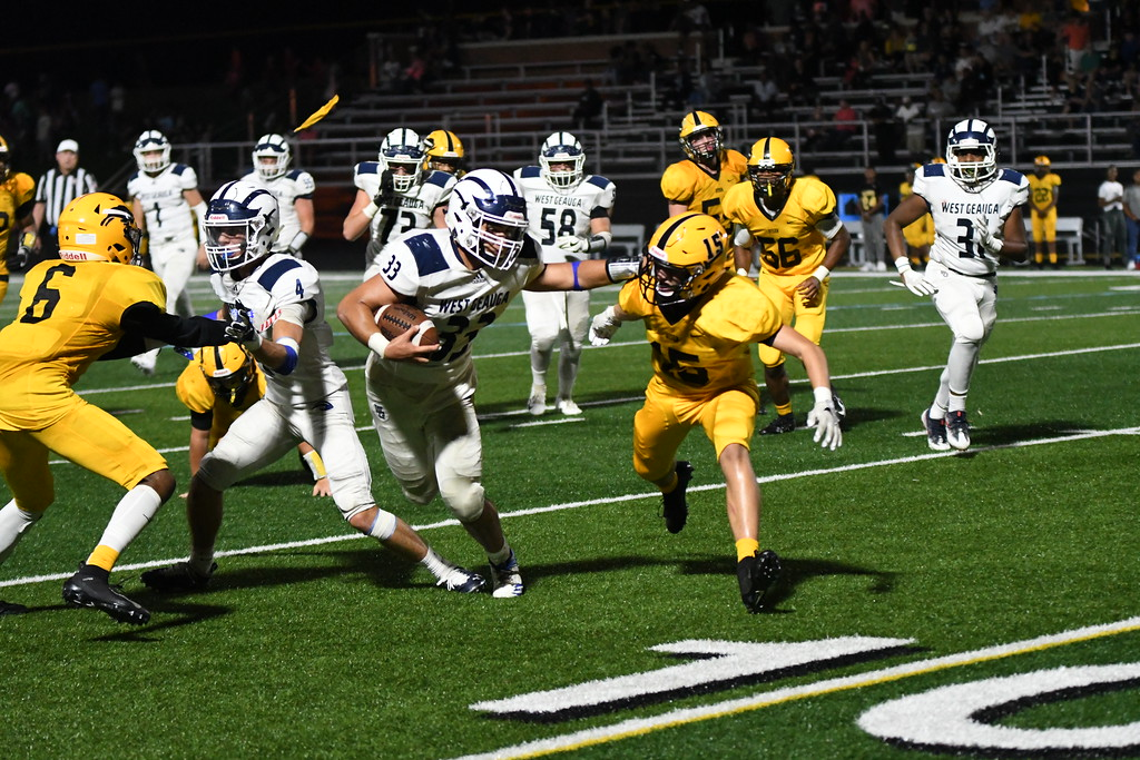 . Patrick Hopkins - The News-Herald West Geauga vs. Beachwood, Sept. 14